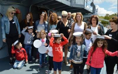 Ημερήσια Εκπαιδευτική Εκδρομή στην Αθήνα| Πλωτό Ναυτικό Μουσείο Α/Τ Βέλος